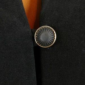 Worthington Jackets & Coats - Vtg Worthington Colorblock Button Suit Blazer Coat